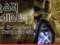 MAIDEN fails to get the Number 1 single for Christmas in the UK