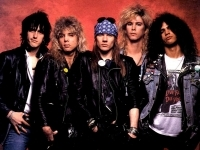 GUNS N' ROSES hint at reunion with new merch featuring original members