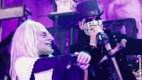 KING DIAMOND issues 'Welcome Home' video