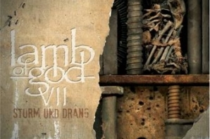 LAMB OF GOD - 'VII: Sturm und Drang' (2015)