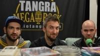 TANGRA INTERVIEW - ELECTRIC DRAGON
