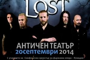 PARADISE LOST с оркестър и хор в Античния театър в Пловдив