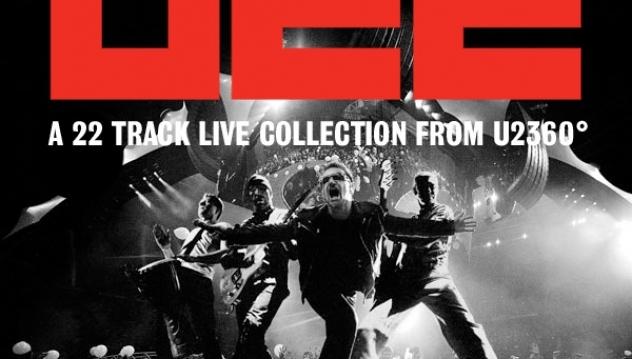 U2 Releases New Double Disc Live Album - Tangra Mega Rock